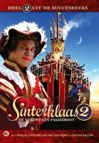 Sinterklaas 2 - En De Verdwenen Pakjesboot-DVD