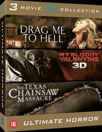 Ultimate Horror Box-Blu-Ray