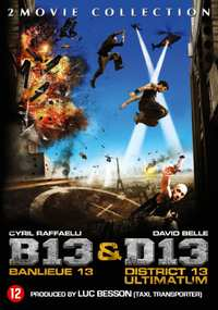 District 13 1&2-DVD