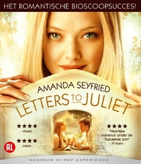 Letters To Juliet-Blu-Ray