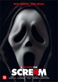Scream 4-DVD