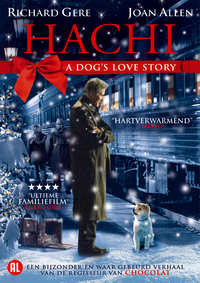 Hachi, A Dog's Love Story-DVD