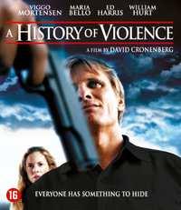 History Of Violence-Blu-Ray