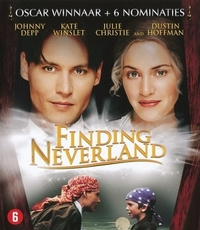 Finding Neverland-Blu-Ray