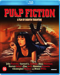 Pulp Fiction-Blu-Ray