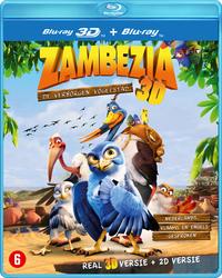 Zambezia (3D En 2D Blu-Ray)-3D Blu-Ray