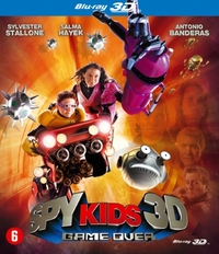 Spy Kids 3 - Game Over (3D Blu-Ray)-3D Blu-Ray