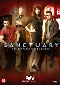 Sanctuary - Seizoen 4-DVD