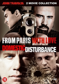From Paris With Love/Domestic Disturbance-DVD