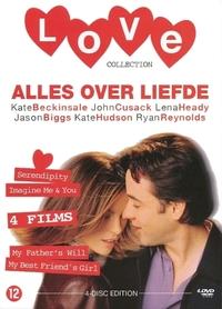 Alles Over Liefde Box-DVD
