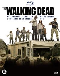 The Walking Dead - Seizoen 1 & 2-Blu-Ray