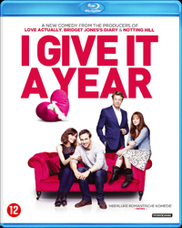 I Give It A Year-Blu-Ray