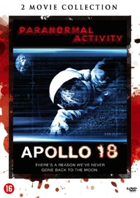 Paranormal Activity/Apollo 18-DVD
