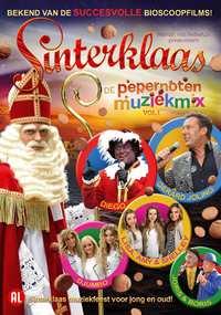 Sinterklaas: De Pepernoten Muziekmix - Volume 1-DVD