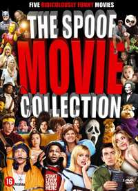 Spoof Movie Collection-DVD