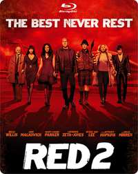 Red 2 Le Metal Case-Blu-Ray