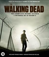 The Walking Dead - Seizoen 4-Blu-Ray