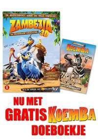 Zambezia + Koemba Doeboek-DVD