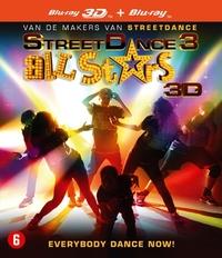 Streetdance 3 - All Stars (3D En 2D Blu-Ray)-3D Blu-Ray