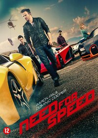 Need For Speed-DVD