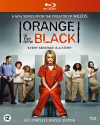 Orange Is The New Black - Seizoen 1-Blu-Ray