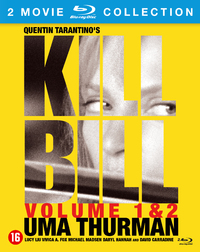 Kill Bill Vol. 1 & 2-Blu-Ray