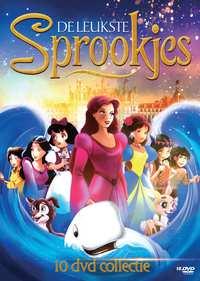 De Leukste Sprookjes Box (10 DVD)-DVD