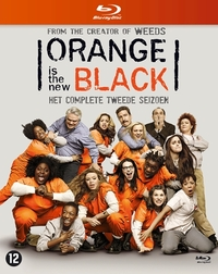 Orange Is The New Black - Seizoen 2-Blu-Ray