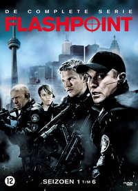 Flashpoint - Seizoen 1-6-DVD