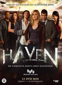 Haven - Seizoen 1 - 3-DVD