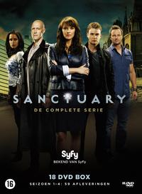 Sanctuary - De Complete Serie-DVD