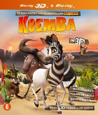 Koemba (3D En 2D Blu-Ray)-3D Blu-Ray
