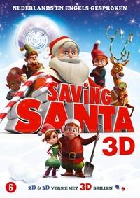 Saving Santa (3D En 2D DVD)-DVD