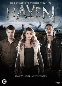 Haven - Seizoen 4-DVD