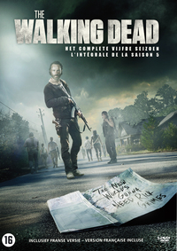 The Walking Dead - Seizoen 5-DVD