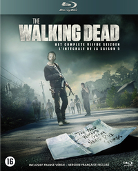 The Walking Dead - Seizoen 5-Blu-Ray