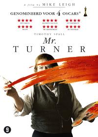Mr. Turner-DVD