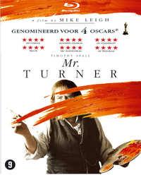 Mr Turner-Blu-Ray