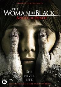 Woman In Black - Angel Of Death-DVD