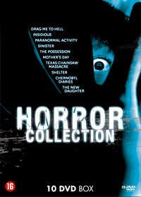 Horror Collection (10 DVD)-DVD