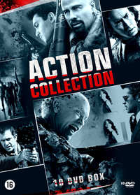 Action Collection - 10 DVD Box-DVD