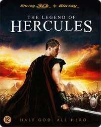 The Legend Of Hercules (Steelbook) (3D En 2D Blu-Ray + DVD)-3D Blu-Ray