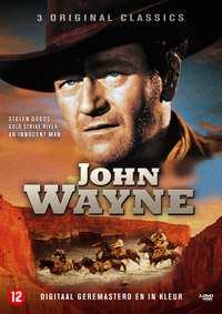 John Wayne - Classic Western (3 DVD)-DVD