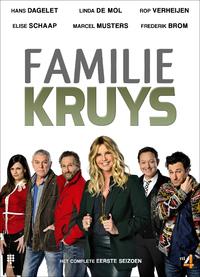 Familie Kruys - Seizoen 1-DVD