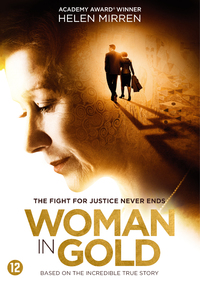 Woman In Gold-DVD