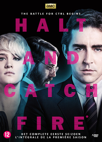 Halt And Catch Fire - Seizoen 1-DVD