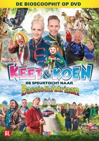Keet En Koen En De Speurtocht Naar Bassie En Adriaan-DVD