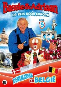 Bassie & Adriaan - Op Reis Door Europa 5-DVD