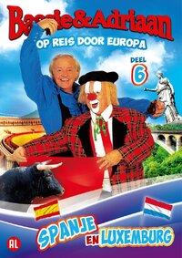 Bassie & Adriaan - Op Reis Door Europa 6-DVD