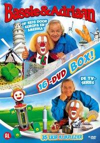 Bassie & Adriaan - Op Reis Door Europa En Amerika & De TV-Series (16 DVD)-DVD